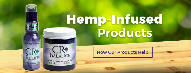 Hemp-Infused Products For Active Adults How Our Products Help